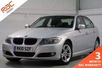 USED 2010 10 BMW 3 SERIES 2.0 316D ES 4d 114 BHP NEW CLUTCH JUST FITTED, FULL SERVICE HISTORY