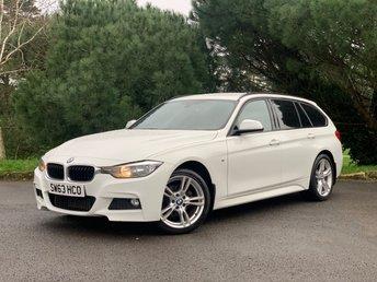 2013 BMW 3 SERIES 2.0 320I XDRIVE M SPORT TOURING 5d 181 BHP £11950.00