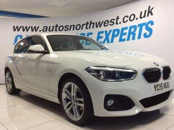 2015 BMW 1 SERIES 2.0 120D XDRIVE M SPORT 5d 188 BHP