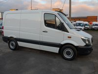 USED 2016 16 MERCEDES-BENZ SPRINTER 2.1 310 CDI SWB LOW ROOF, 95 BHP [EURO 5]