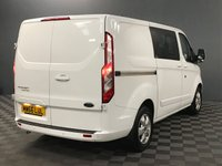 USED 2016 66 FORD TRANSIT CUSTOM 2.0 290 LIMITED L1H1 DCB  * 0% Deposit Finance Available