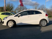 USED 2012 12 KIA RIO 1.4 2 5d 107 BHP Just Arrived - Local Owner