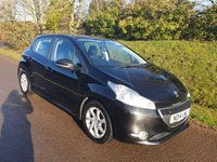USED 2014 14 PEUGEOT 208 1.4 HDI ACTIVE 5d 68 BHP ** MOT ** SERVICE HISTORY ** £0 ROAD FUND **
