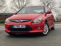 USED 2011 60 HYUNDAI I30 1.4 EDITION 5d 108 BHP Just Arrived in Stock