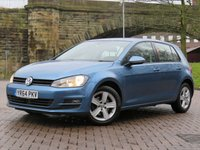 2014 VOLKSWAGEN GOLF 1.4 MATCH TSI BLUEMOTION TECHNOLOGY 5d 120 BHP £8650.00