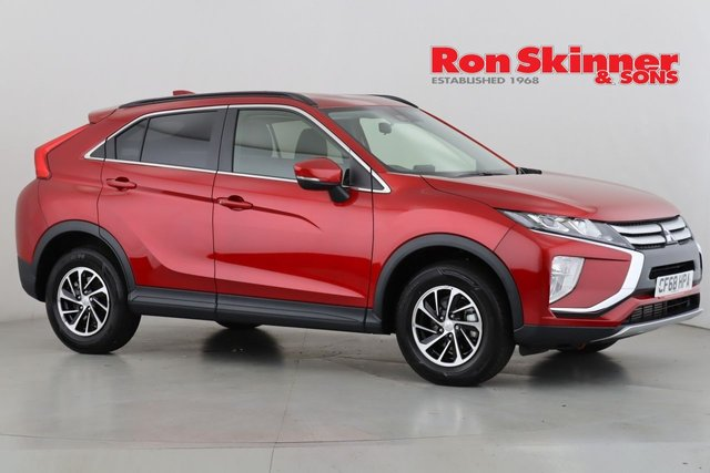 View our 2019 68 MITSUBISHI ECLIPSE CROSS 1.5 2 5d 161 BHP