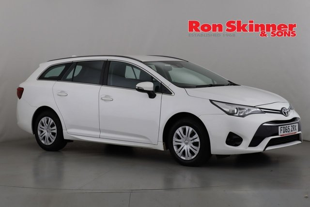 View our 2015 65 TOYOTA AVENSIS 1.6 D-4D ACTIVE 5d 110 BHP