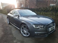 USED 2013 13 AUDI A5 3.0 S5 TFSI QUATTRO S/S 2d
