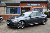 USED 2014 64 BMW 3 SERIES 2.0 320D M SPORT GRAN TURISMO 5d 181 BHP Full Service History! Pro Navigation! B&O Sound System!
