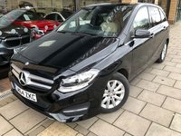 USED 2014 64 MERCEDES-BENZ B CLASS 1.6 B180 SE EXECUTIVE 5d 121 BHP