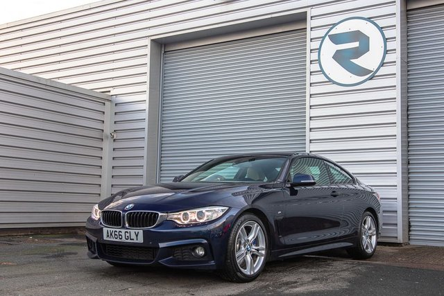 USED 2016 66 BMW 4 SERIES 3.0 440I M SPORT 2d 322 BHP