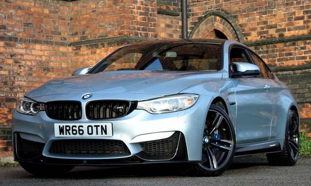 2016 66 BMW M4 3.0 M4 2d 426 BHP [ M-PERFORMANCE ]