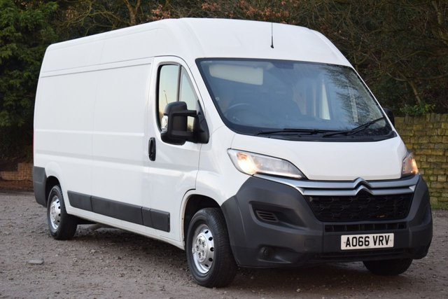 USED 2016 66 CITROEN RELAY 2.0 35 L3H2 ENTERPRISE BLUEHDI 129 BHP