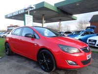 2012 VAUXHALL ASTRA 1.6 ACTIVE LIMITED EDITION 5d 113 BHP £4995.00