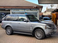 2012 LAND ROVER RANGE ROVER 5.0 V8 AUTOBIOGRAPHY 5d 500 BHP £21990.00
