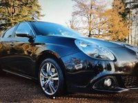 USED 2015 15 ALFA ROMEO GIULIETTA 1.4 TB MULTIAIR EXCLUSIVE TCT 5d 170 BHP AUTOMATIC ONLY 25000 MILES!!!