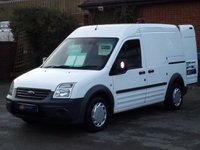 USED 2011 61 FORD TRANSIT CONNECT 230 LWB HIGH ROOF DIRECT FROM THE NATIONAL GRID FREE 6 MONTH WARRANTY INCLUDED