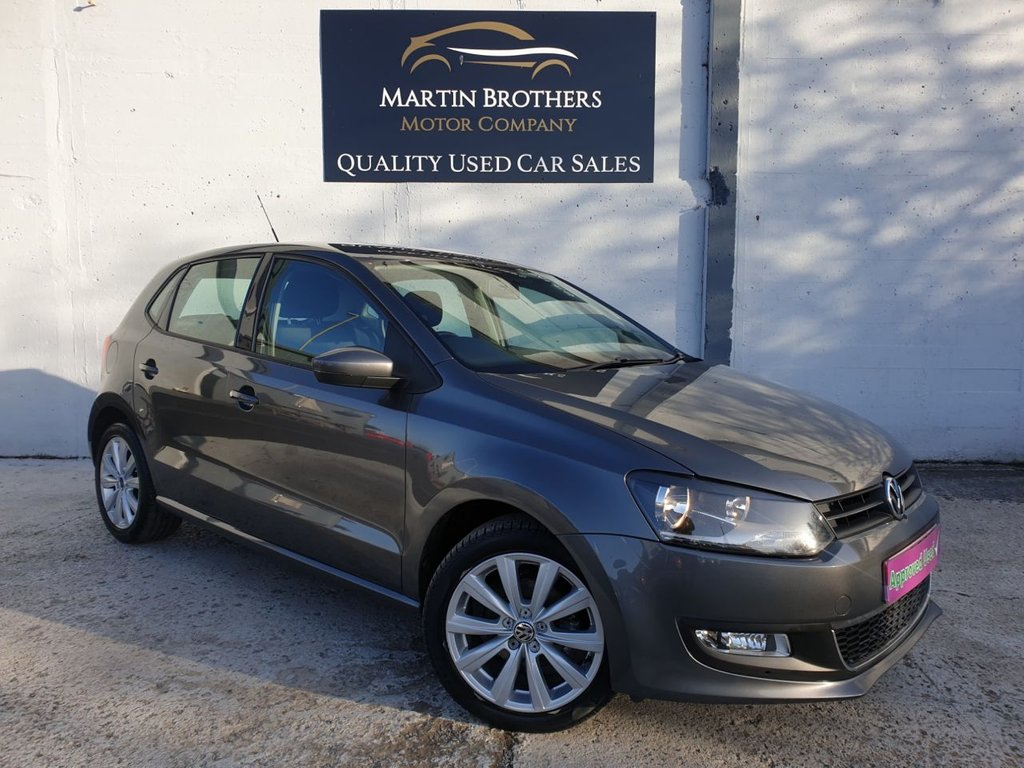 USED 2010 10 VOLKSWAGEN POLO 1.4 SEL 5d 85 BHP