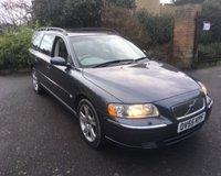 2005 VOLVO V70 2.4 SE 5d 170 BHP £2999.00