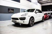 2013 PORSCHE CAYENNE 4.1 D V8 S TIPTRONIC S 5d 382 BHP £31991.00