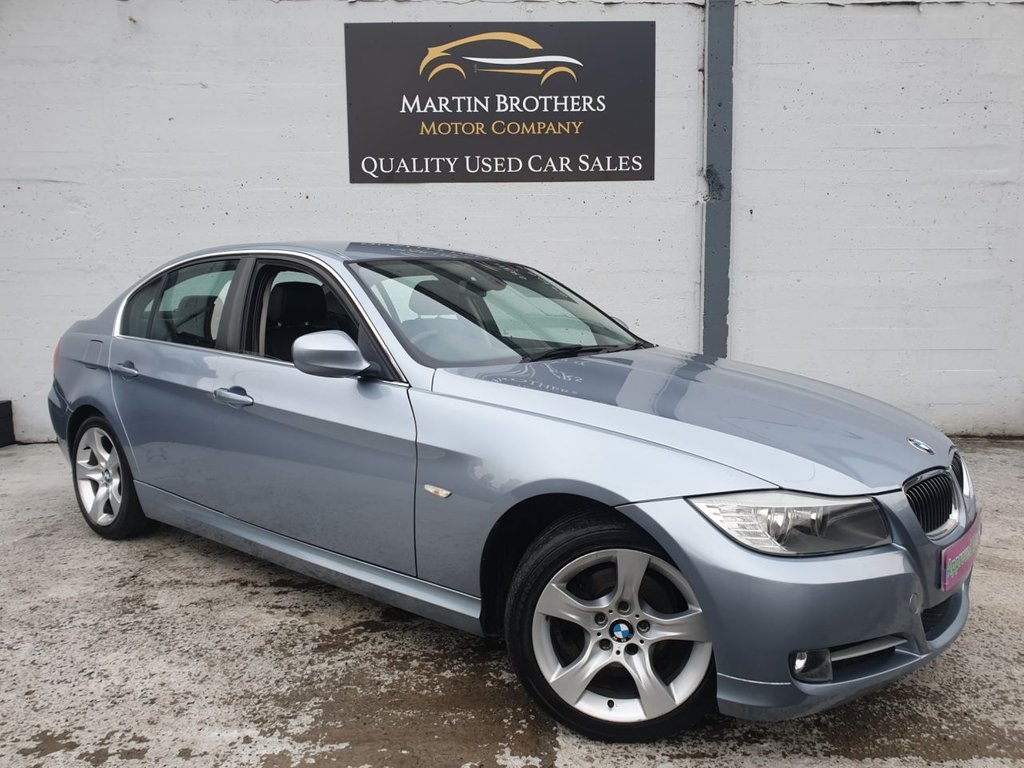 USED 2010 60 BMW 3 SERIES 2.0 318D EXCLUSIVE EDITION 4d 141 BHP