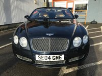 USED 2004 04 BENTLEY CONTINENTAL 6.0 GT 2d 550 BHP FULL SERVICE HISTORY !!
