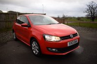 USED 2013 13 VOLKSWAGEN POLO 1.4 MATCH 3d 83 BHP
