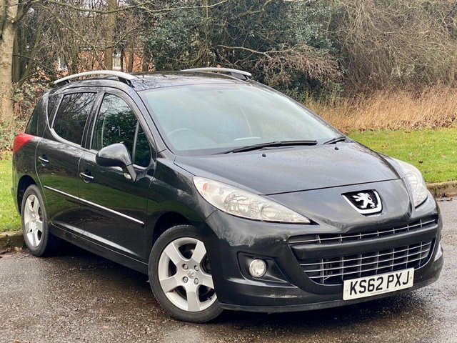USED 2013 62 PEUGEOT 207 1.6 SW ALLURE 5d 120 BHP * 12 MONTHS AA BREAKDOWN COVER * 128 POINT AA INSPECTED *