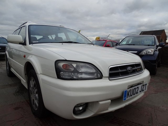 USED 2002 02 SUBARU LEGACY 3.0 OUTBACK H6 5d ESTATE GREAT SERVICE HISTORY