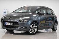 2015 CITROEN C4 PICASSO 1.6 E-HDI EXCLUSIVE 5d 113 BHP £8495.00