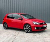2012 VOLKSWAGEN GOLF 2.0 GTD TDI 3d 170 BHP £7595.00