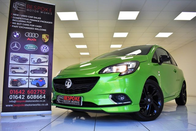 2016 16 VAUXHALL CORSA 1.4 LIMITED EDITION ECOFLEX 3 DOOR