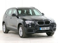 USED 2016 16 BMW X3 2.0 20d SE xDrive 5dr ***** £1,840 of EXTRAS *****