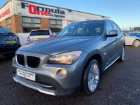 USED 2011 61 BMW X1 2.0 18d SE xDrive 5dr READY TO GO+BEST VALUE+HISTORY
