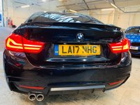 USED 2017 17 BMW 4 SERIES 2.0 420d M Sport Gran Coupe (s/s) 5dr PERFORMANCE-KIT+19S+FSH+ 1 OWN
