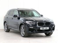 USED 2017 67 BMW X3 3.0 30d M Sport Auto xDrive (s/s) 5dr ***** £6,980 of EXTRAS *****