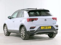 USED 2018 18 VOLKSWAGEN T-ROC 2.0 TSI SEL DSG 4Motion (s/s) 5dr ***** £3,305 of EXTRAS *****
