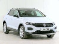 USED 2018 18 VOLKSWAGEN T-ROC 2.0 TSI SEL DSG 4Motion (s/s) 5dr *£3,305 of EXTRAS inc SUNROOF*