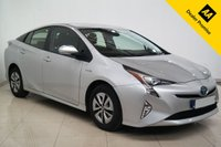 2018 TOYOTA PRIUS 1.8 VVT-I BUSINESS EDITION 5d 97 BHP £18495.00