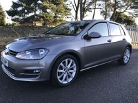 USED 2013 13 VOLKSWAGEN GOLF 2.0 GT TDI BLUEMOTION TECHNOLOGY TECH LOW MILES