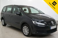 2018 VOLKSWAGEN SHARAN 2.0 S TDI BLUEMOTION TECHNOLOGY DSG 5d 148 BHP £18495.00
