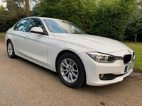 2015 BMW 3 SERIES 2.0 320D EFFICIENTDYNAMICS BUSINESS 4d 161 BHP £12000.00