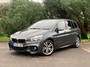 2016 BMW 2 SERIES 2.0 220D XDRIVE M SPORT GRAN TOURER 5d 188 BHP £16950.00