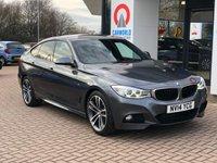 USED 2014 14 BMW 3 SERIES 2.0 320D M SPORT GRAN TURISMO 5d 181 BHP SAT NAV | LEATHER | ALLOYS |