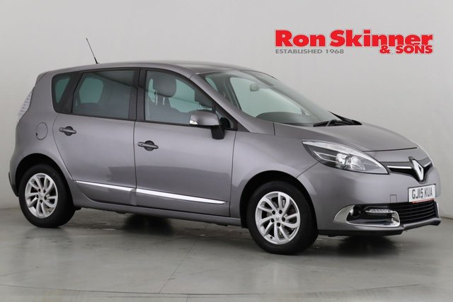 View our 2015 15 RENAULT SCENIC 1.5 DYNAMIQUE TOMTOM DCI EDC 5d 110 BHP