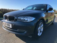 USED 2010 10 BMW 1 SERIES 2.0 116D SPORT 5d 114 BHP