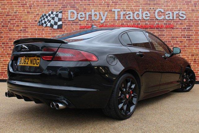 JAGUAR XF at Derby Trade Cars