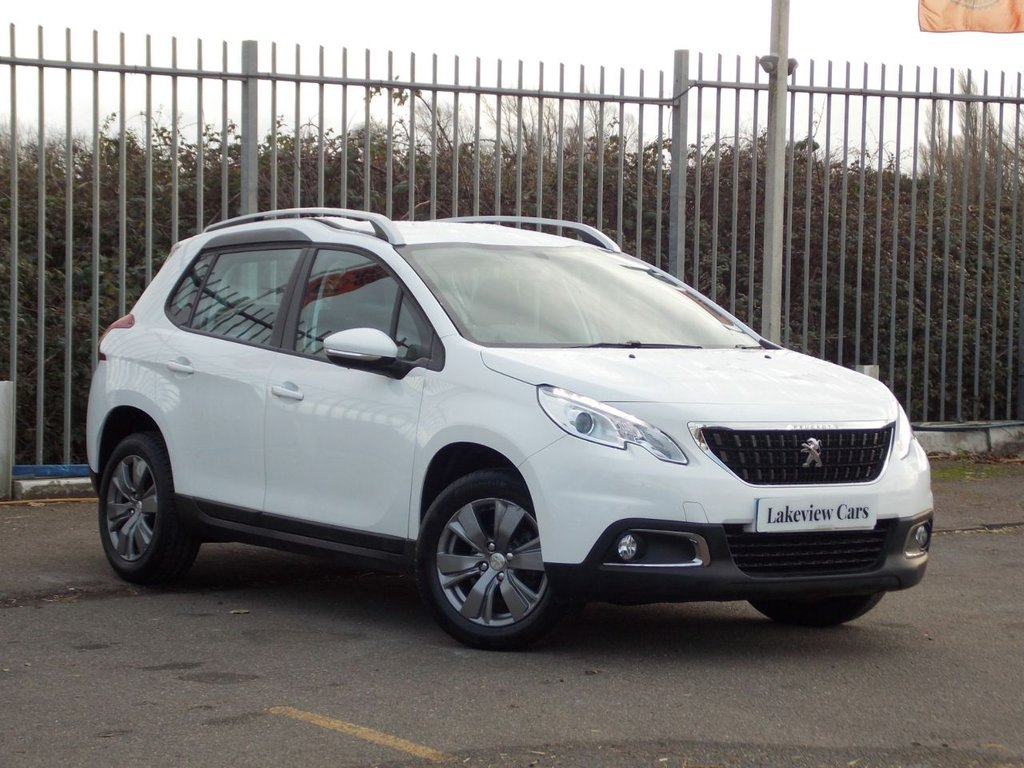 USED 2016 66 PEUGEOT 2008 1.6 BLUE HDI ACTIVE 5d 100 BHP