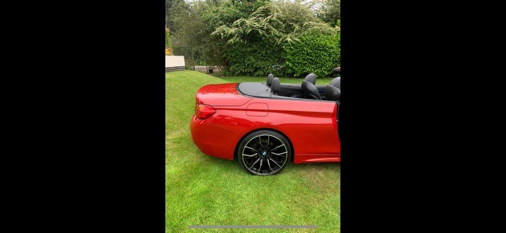 USED 2014 A BMW 4 SERIES 2.0 420D M SPORT 2d 181 BHP