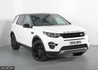 USED 2015 15 LAND ROVER DISCOVERY SPORT 2.2 SD4 HSE LUXURY 5d 190 BHP Call us for Finance